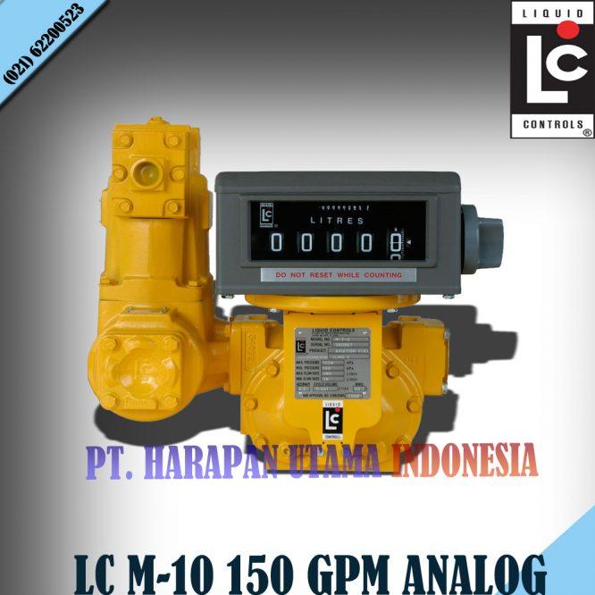 Flow Meter Solar LC type M-10 Analog